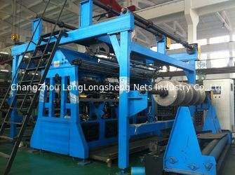 298-type double neddle-bar knitting machine