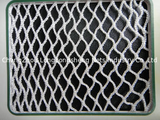 China Deep Sea HDPE Fishing Nets / Gill Net Fishing With Single Knot Or Double Knots supplier