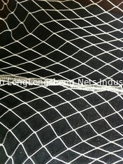 China Plastic Vertical Monofilament Fishing Nets , PES / NYLON Sea Fish Gill Net supplier