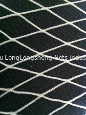 China Nylon Commercial Deep Sea Fishing Landing Nets , White Gill Fish Catching Nets supplier