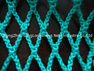 China custom HDPE polyethylene Fishing Net  supplier