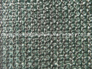 China Waterproof Green Fence Sun Shading Net  30g/m2 - 350g/m2 supplier
