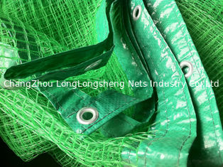 China Polyethylene Knitted Mesh Anti-animal Bird Protection Net In Agriculture Plants supplier