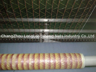 China HDPE Plastic Round Hay Bale Agriculture Shade Net 50m - 1000m Length , Bird Proof supplier