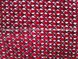 China Waterproof Stretch Elastic Nylon Mesh Netting Fabric Of Clothing supplier