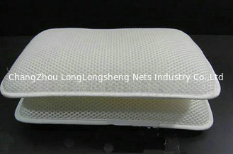 China Lightweight 3d Air Knitted 100 Polyester Mesh Fabric For Furniture OEM supplier