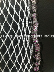 China Complex Craft Knotless Monofilament Fishing Net For Fish Farming Aquaculture Cage supplier