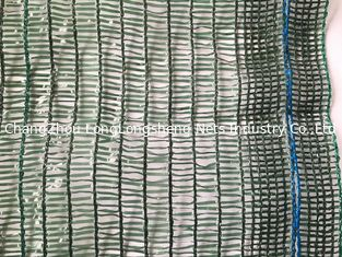 China Durable Construction Sun Shade Net , Greenhouse Netting For Shade supplier