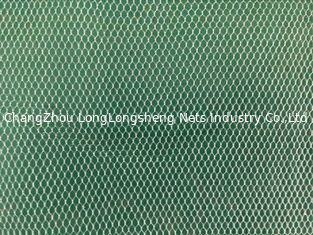 China HDPE / PP Mosquito Net Fabric , White And Bule Insect Mesh Protection Netting supplier
