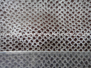 China Large Casting HDPE Fishing Gill Nets / Knotless Fishing Net Decoration supplier