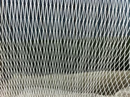 Heavy Duty Cast Sea Knotless Fishing Nets , Custom PE / PET / NYLON Fish Net