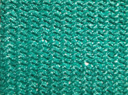 China Agricultural Sun Shade Net / Greenhouse Shade Netting , Green And Dark Green factory