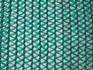 China Plastic Outdoor Garden Sun Shade Net , HDPE Green Farming Shading Nets factory