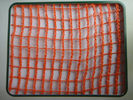 China Red Vegetable Agricultural Windbreak Netting High Tensile 2mm x 2mm Mesh factory