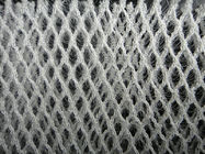 China 100 polyester 3D Mesh Fabric Warp knitted for sports shoes / helmet / knee pad factory