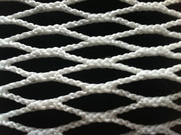 Grit And Stone White Slope Netting Protection Wire Mesh For Freeway And Railway