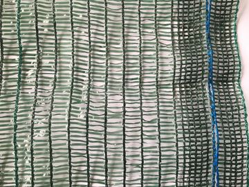 Durable Construction Sun Shade Net , Greenhouse Netting For Shade